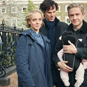"You Can Go See the ""Sherlock"" Season Four Finale on the Big Screen"