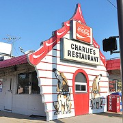Big Love for Tiny Charlie's Dog House Diner