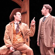 """Sherlock Holmes and The Hound of the Baskervilles"" Gets a Comical Spin at the Cleveland Play House"