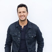 Tickets for the Luke Bryan Concert at Progressive Field Go on Sale on Friday