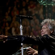 Bon Jovi Delivers Irony-Free Arena Rock to Near-Capacity Crowd at the Q