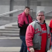 Video: Here's Some Awful Stuff Tribe Fans Said to Chief Wahoo Protesters Yesterday