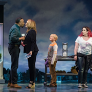 Over-Torqued Songs Sully a Modernized 'Freaky Friday' at Cleveland Play House