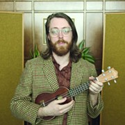 Ukulele-Strumming Singer-Songwriter Jeremy Messersmith Brings His Micro-Tour to Town Today