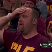 Here's How Cavs Fans Reacted to Last Night's Game Three Loss