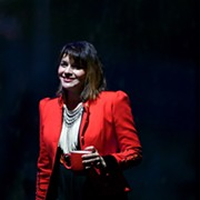 Norah Jones Showed Cleveland Her Full Range At Last Night's Jacobs Pavilion Performance