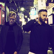 The UK Duo Snakehips to Bring Its Global Dance Party to the Grog Shop