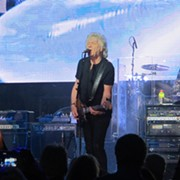 The Moody Blues Offer Retrospective Show at Hard Rock Live in Honor of the 50th Anniversary of 'Days of Future Passed'
