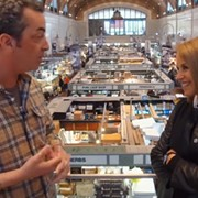 Katie Couric Continues to Explore Cleveland's Cultural Comeback in New Yahoo Episode