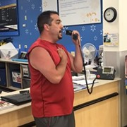 Cleveland Man Belts Out National Anthem Over Wal-Mart Intercom: VIDEO