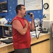 Cleveland Man Belts Out National Anthem Over Wal-Mart Intercom: VIDEO