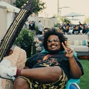 Rapper Michael Christmas to Headline Lemur Fest at the Grog Shop