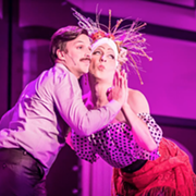 "Energy and Heart Has Us Overlooking the Flaws in ""La Cage Aux Folles"" at Mercury Theatre Company"