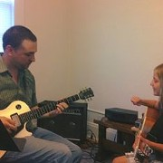 Local Guitar Teacher Nurtures Untapped Talent at Monthly Cleveland Acoustic Jam
