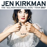 Comedian Jen Kirkman to Perform at Hilarities in November