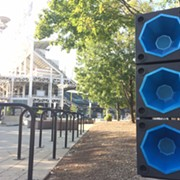 'Rock Box' Speakers Downtown Will Play 'Dark Side of the Moon' During Solar Eclipse