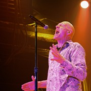 Reunited Midnight Oil Delivers Anti-Trump Message During Energetic Show at House of Blues