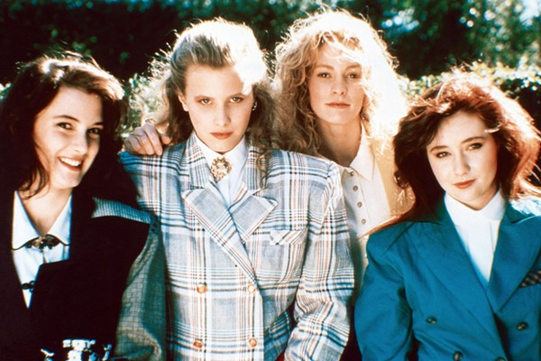 Heathers kicks off the Happy Classic Film Series at the Capitol Theatre. - LAKESHORE ENTERTAINMENT