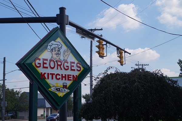 Ward 16's George's Kitchen - SAM ALLARD / SCENE