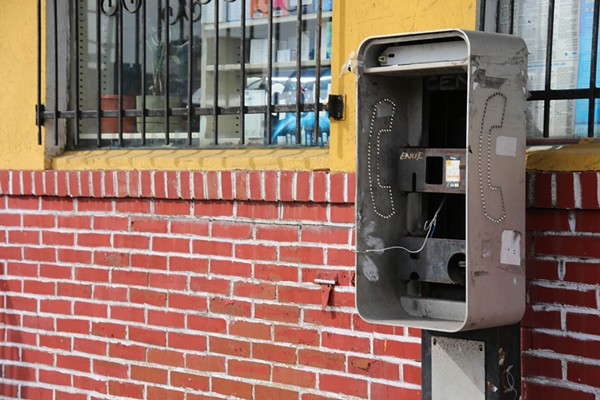 """""""Payphone"""" - PHOTO BY PAUL SABLEMAN, LICENSED UNDER CC BY 2.0"""