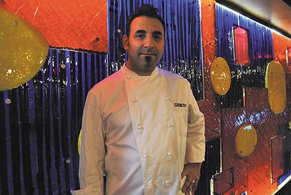 Cleveland Chef Dante Boccuzzi - SCENE ARCHIVES