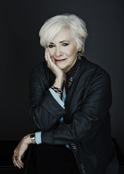 Betty Buckley - SCOGIN MAYO