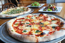 Il Rione Pizza - PHOTO BY EMANUEL WALLACE