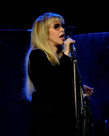 Fleetwood Mac's Stevie Nicks - JOE KLEON