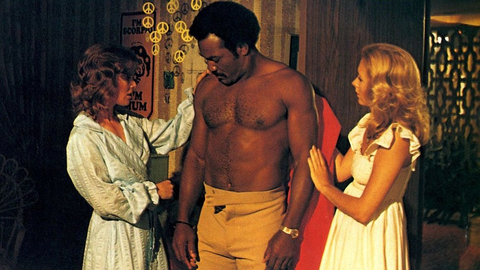 Jim Brown in 'Slaughter's Big Rip-Off,' 1973. - MOVIE STILL