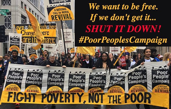 FACEBOOK.COM / OHIO POOR PEOPLE'S CAMPAIGN