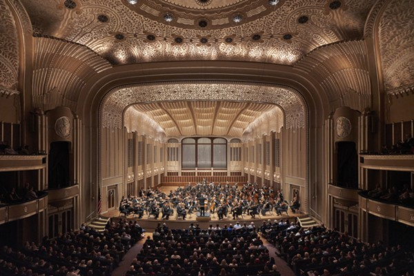 ROGER MASTROIANNI, COURTESY OF THE CLEVELAND ORCHESTRA