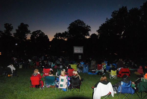 PHOTO COURTESY OF FREE AKRON OUTDOOR MOVIES, FACEBOOK