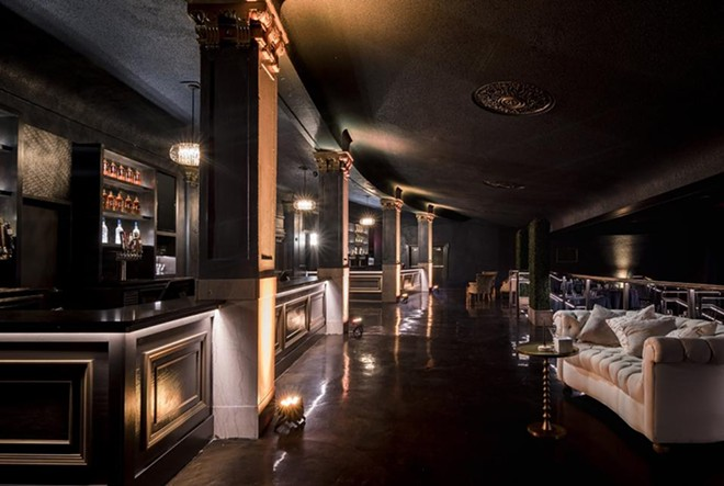 The main theater bar area after renovations. - COURTESY OF AEG PRESENTS