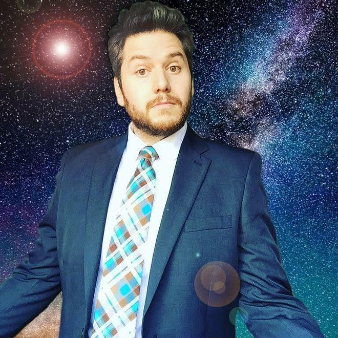 Headliner: Comedian and Alan Cox Show Co-Host Bill Squire - COURTESY OF COMEDY CONNECTED