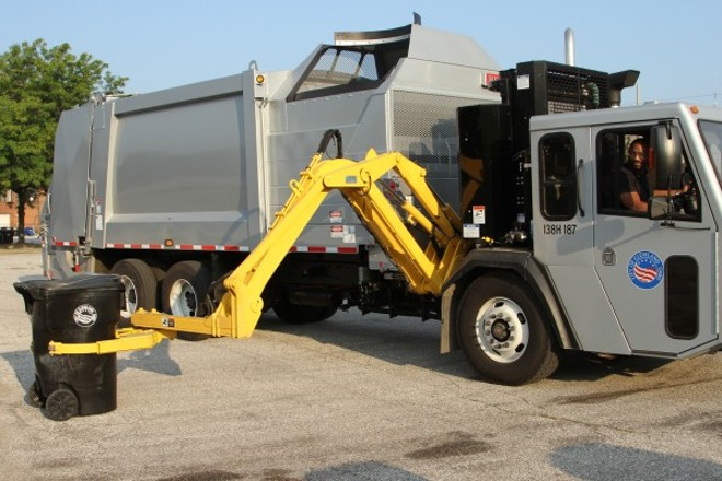 Cleveland is now enforcing waste collection fines. - PHOTO COURTESY CITY OF CLEVELAND