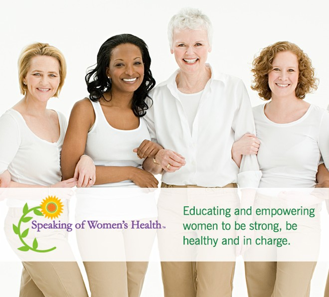 SPEAKING OF WOMEN'S HEALTH | THE CLEVELAND CLINIC