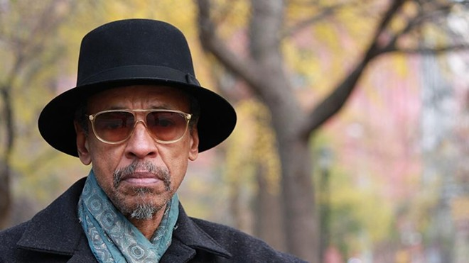 Composer Henry Threadgill. - COURTESY OF THE CLEVELAND MUSEUM OF ART