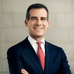 The Honorable Eric Garcetti - CITY CLUB OF CLEVELAND
