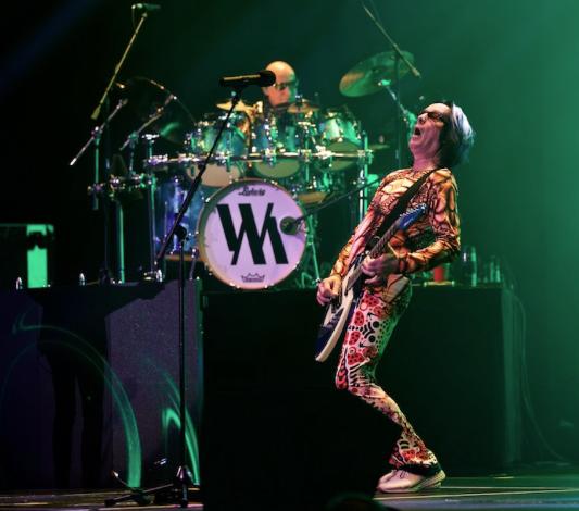 Todd Rundgren performing at Hard Rock Live earlier this year. - SCOTT SANDBERG