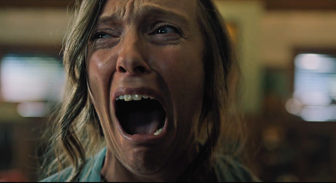 Toni Collette in Hereditary. NOMINATE HER. - A24