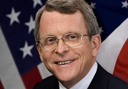 DEWINE OHIO HEADSHOT