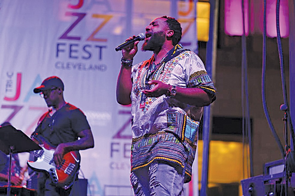 Tri-C Jazz Fest - PHOTO BY EMANUEL WALLACE