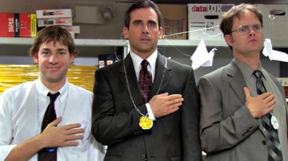 """""""THE OFFICE"""" SCREENSHOT"""