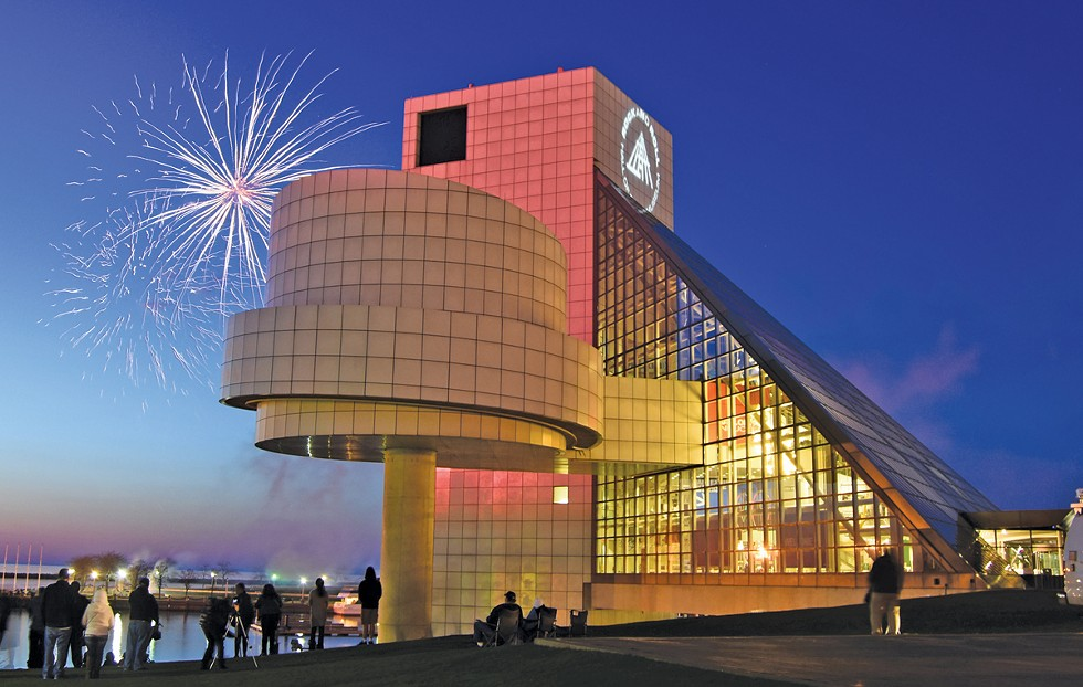Rock & Roll Hall Of Fame and Museum - PHOTO BY ERIK DROST/FLICKR CC