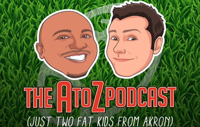 Bat Flipping, the Browns and the NFL Draft — The A to Z Podcast With Andre Knott and Zac Jackson