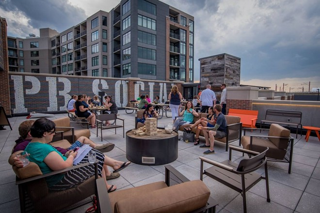 9 Cleveland Rooftop Patios You Should Be Drinking at This Summer