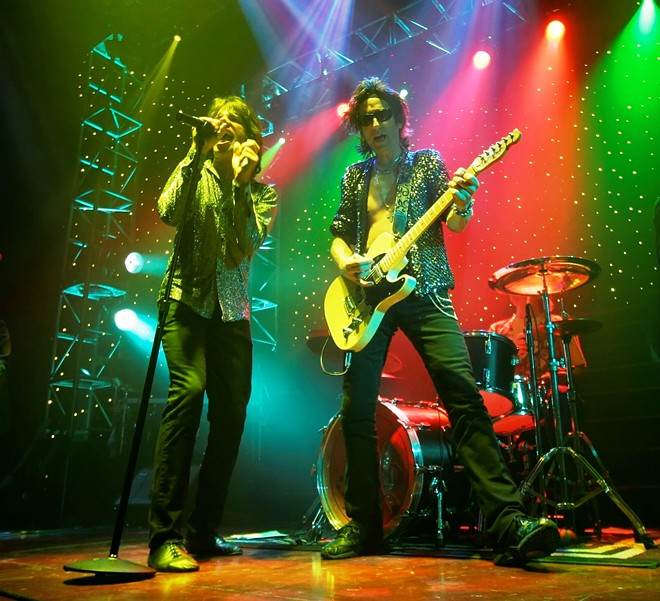 Beatles vs. Stones Concert Coming To the Kent Stage in September