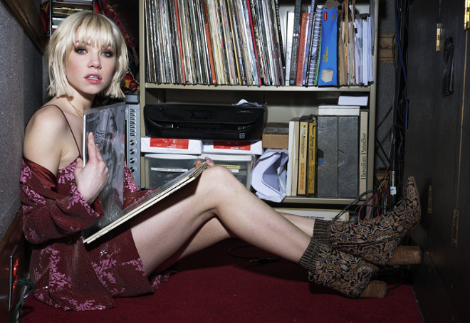 In Advance of Sunday's Show at House of Blues, Carly Rae Jepsen Talks About Her Journey of Self-Discovery