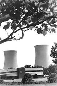Towers of power: In addition to nuclear energy, Perry's plant fuels the local economy. - WALTER  NOVAK
