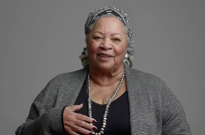 SCREENSHOT: TONI MORRISON: PIECES I AM